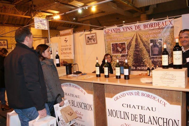 Bordeaux salon du vin et des gourmets arles for Salon arles