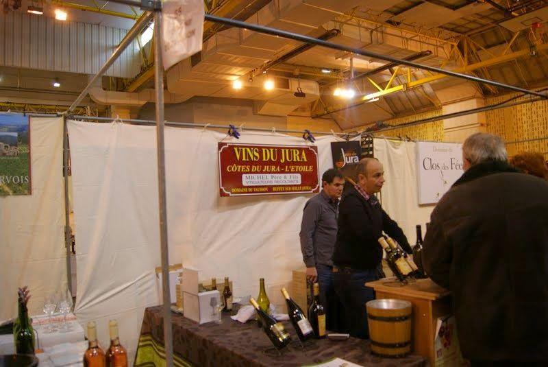 Jura salon du vin et des gourmets arles for Salon arles