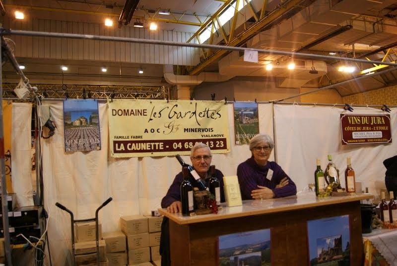 Domaine les gardettes std 64 salon du vin et des for Salon arles