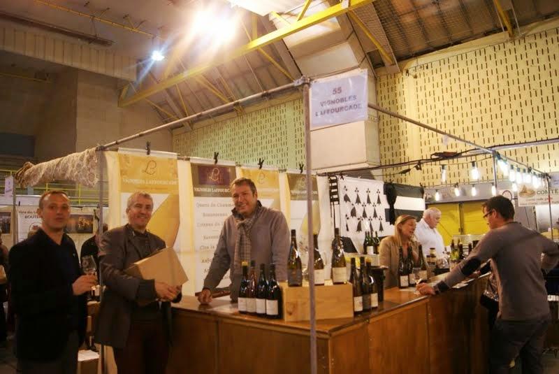 Vignobles laffourcade std 55 salon du vin et des for Salon arles