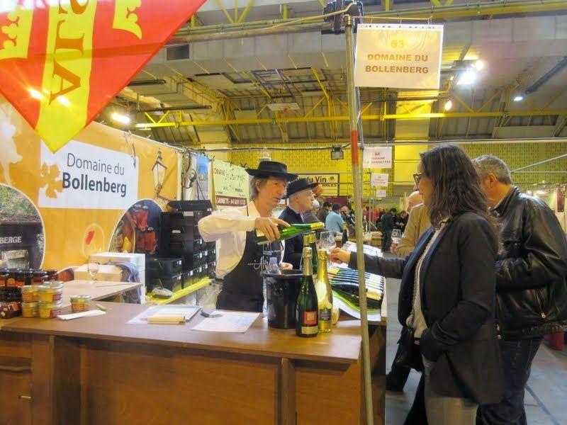 Alsace salon du vin et des gourmets arles for Salon arles
