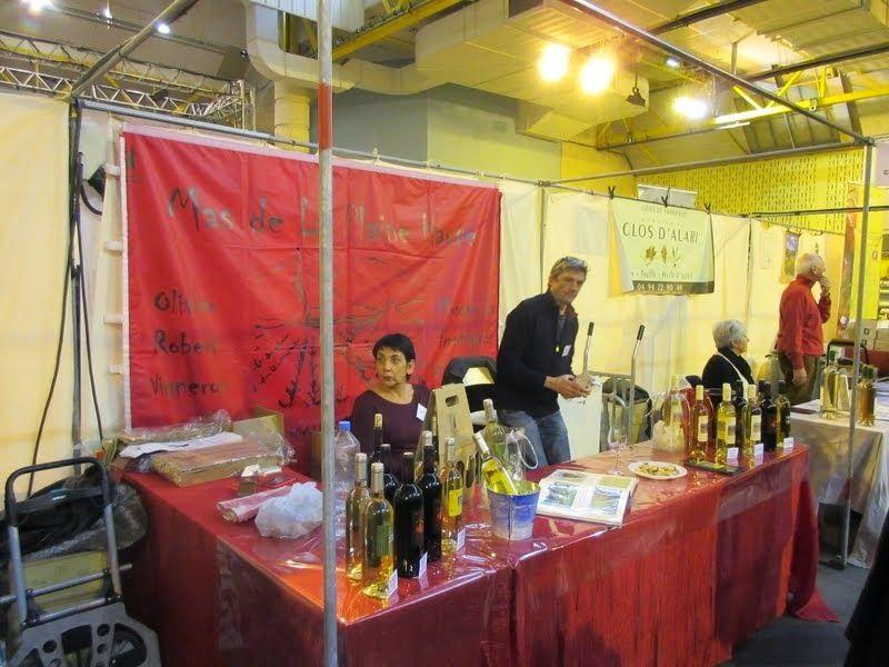 Mas de la plaine haute std 44 salon du vin et des for Salon arles