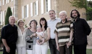 La famille Chaudiere